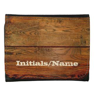 Cuero de madera personalizado del tablón