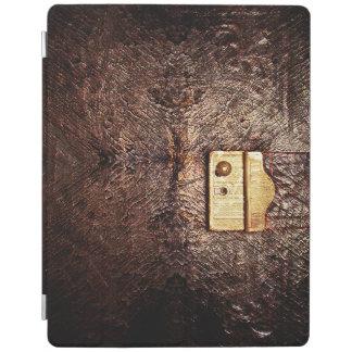 Cuero del vintage cover de iPad
