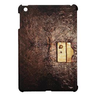 cuero del vintage iPad mini cárcasas