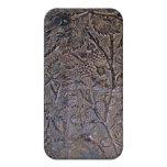 Cuero equipado viejo i iPhone 4 cárcasa