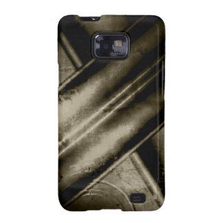 Cuero Samsung Galaxy S2 Fundas