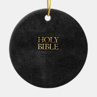 Cuero negro de la religión cristiana de la Sagrada Ornamento De Reyes Magos