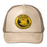Cuerpo civil CCC de la protección conmemorativo Gorros