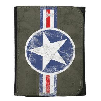 Cuerpo de aire del ejército del vintage