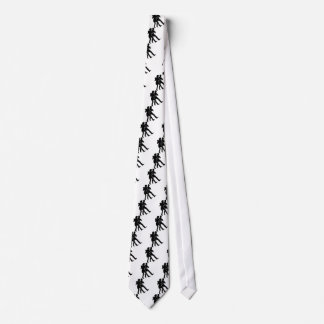 Cuerpo de baile corbatas personalizadas