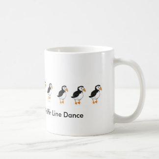 Cuerpo de baile del frailecillo taza