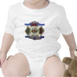 Cuerpo de bomberos Chrest Camisetas