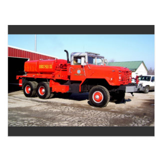 Cuerpo de bomberos de Rolling Hills - Catoosa, AUT Tarjeta Postal