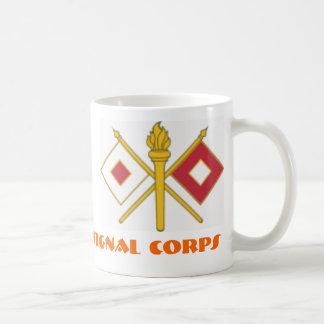 cuerpo de la señal cuerpo de la señal taza de café