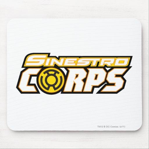 Cuerpo de Sinestro Tapetes De Ratones