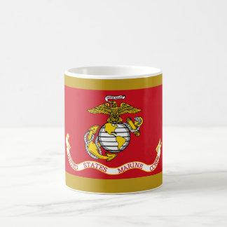 Cuerpo del Marines de Estados Unidos Taza Clásica