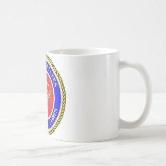 Cuerpo del Marines de Estados Unidos Taza De Café