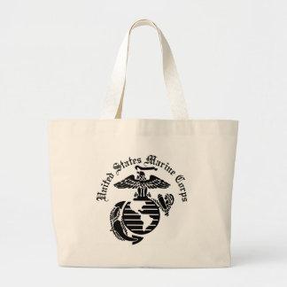 Cuerpo del Marines del USMC Estados Unidos Bolsas
