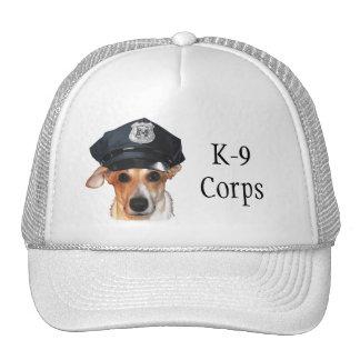 Cuerpo K-9 Gorros