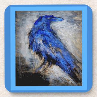Cuervo azul por Sharles Posavaso