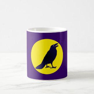 Cuervo Canta raven crow Tazas De Café