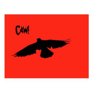 Cuervo ¡Caw Postal