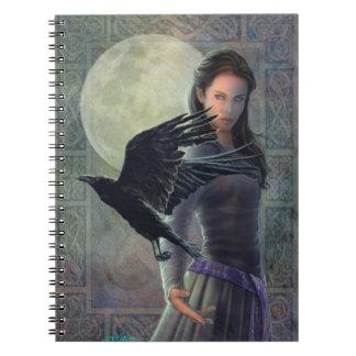 Cuervo céltico cuadernos
