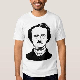 Cuervo de Edgar Allen Poe Camisas