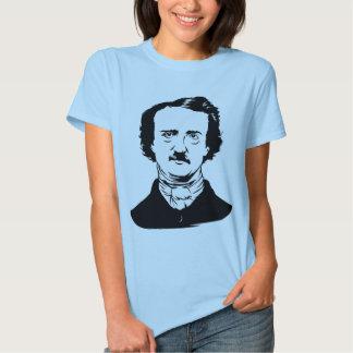 Cuervo de Edgar Allen Poe Playeras