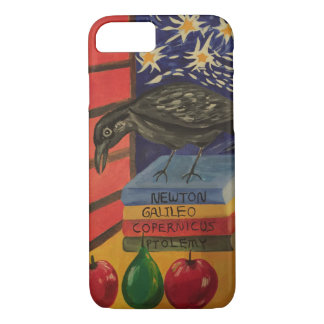 Cuervo de la ciencia funda iPhone 7