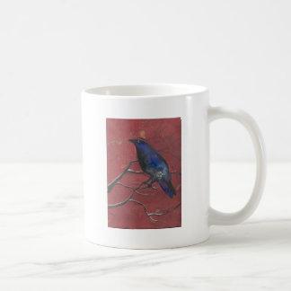 Cuervo de medianoche taza