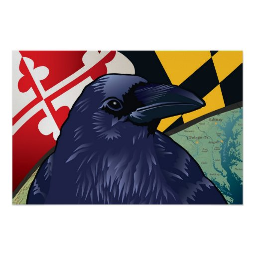 Cuervo del ciudadano, Maryland nunca más Impresiones