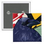 Cuervo del ciudadano, Maryland nunca más Pin