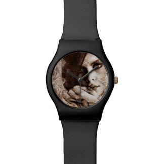 Cuervo del desierto relojes