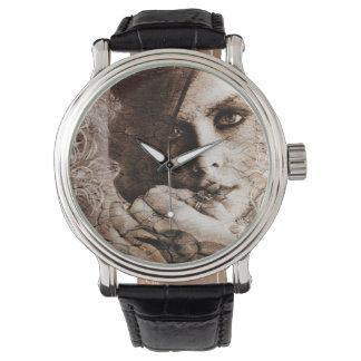 Cuervo del desierto relojes de pulsera