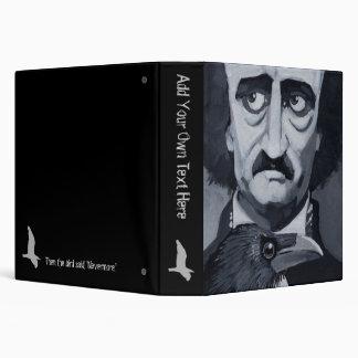 "Cuervo del Poe 1,5"" carpeta"