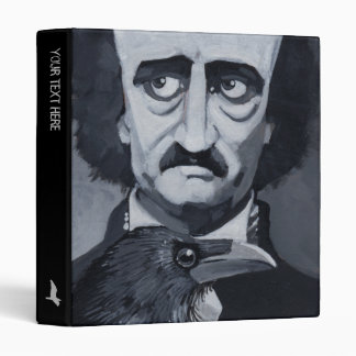 "Cuervo del Poe 1"" carpeta"