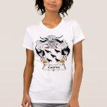 Cuervo Family Crest Tshirt