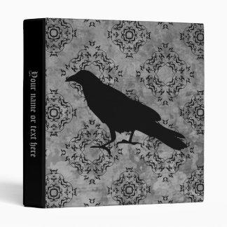 """Cuervo gótico personalizado carpeta 1"""""""