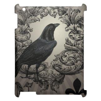 cuervo moderno de Halloween del vintage