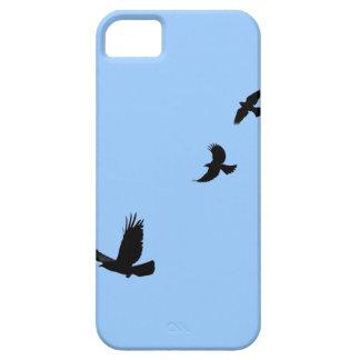 Cuervo y regalo común de Grackles Birdlovers iPhone 5 Funda