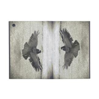 Cuervos de baile iPad mini fundas