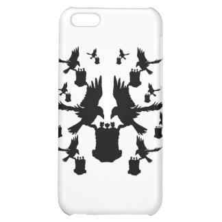 Cuervos de Rorschach de los sueños y latas de aero