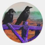 Cuervos Etiquetas