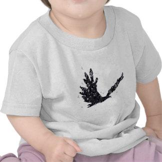 cuervos camiseta