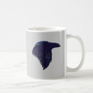 Cuervos raven taza