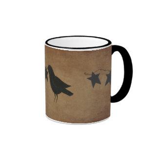 Cuervos y taza de las estrellas