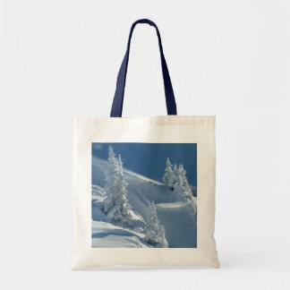 Cuesta Nevado y la bolsa de asas de los pinos