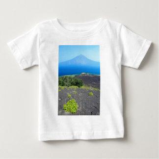 Cuestas volcánicas de Anak Krakatau, Java del Tee Shirts