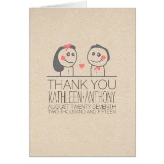 Creative Thank You Cards