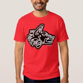 Cuetlachtli Logo Tee Shirt