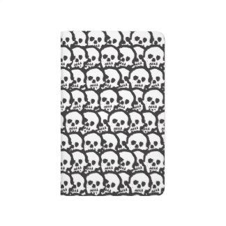 cueva del cráneo del vudú cuadernos grapados