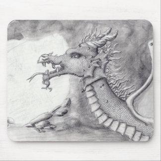 Cueva del dragón tapetes de raton