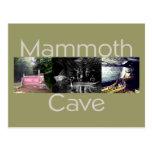Cueva del mamut de ABH Tarjeta Postal