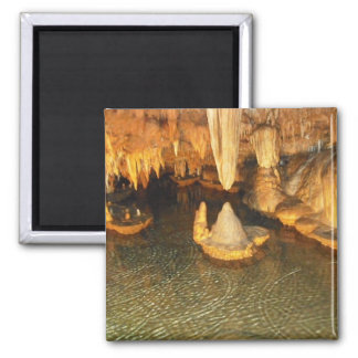 Cueva del Onondaga - imán del sitio de cojín de li